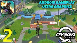 Omega Legends Android Gameplay (Ultra Graphics) - Part 2