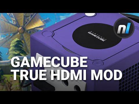 GameCube True HDMI Mod Review