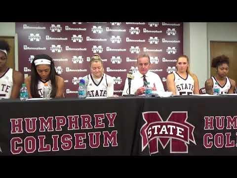 GPTV: Mississippi State presser post game South Carolina