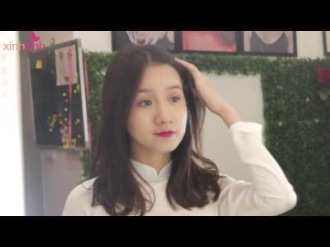 Xinh đẹp mùa kỷ yếu với Trang Mi Makeup Store