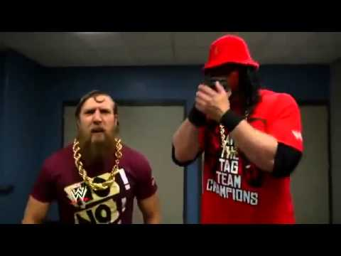 WWE The Crazy Team Of All Time : Team Hell No!!
