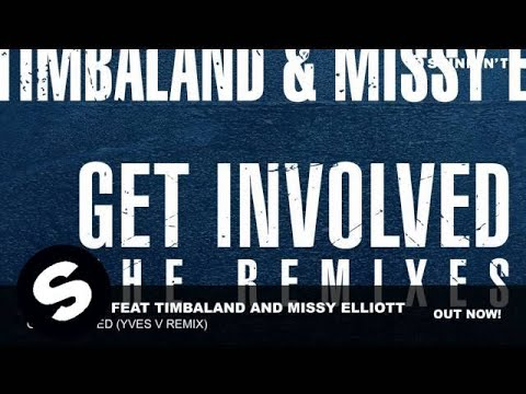Ginuwine feat Timbaland and Missy Elliott - Get Involved (Yves V Remix)