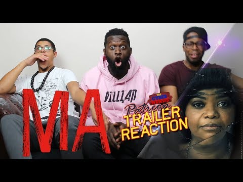 MA Official Trailer Reaction