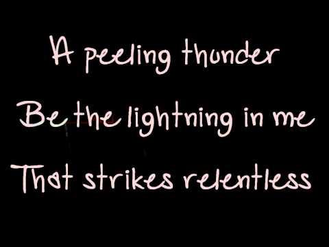 Snow Patrol - What If the Storm Ends? (w/lyrics)