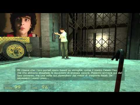 FINALMENTE BASTA VEICOLO - [COMICO] Half Life 2 - Parte 16