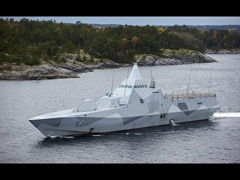 После тревоги из-за подводной лодки слежка в приоритете. Svenska Dagbladet, Швеция.