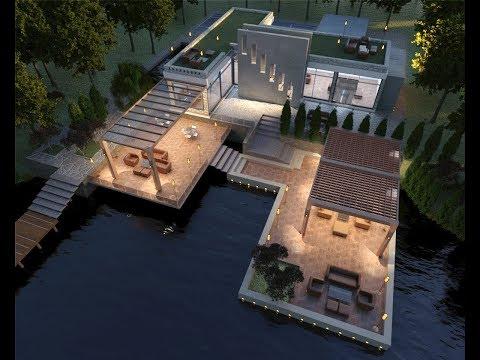 Sea Villa Design