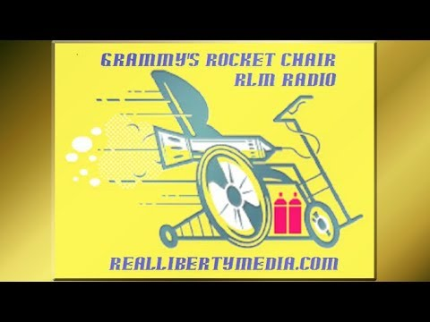Grammy's Rocket Chair Podcast Blog – 2018-01-19   #Cannabis #FakeNews #Vaccines #WarOnDrugs