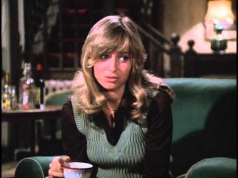 Susan George wants Cliff Robertson for some strange reason.