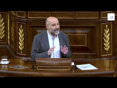 Intervención de Néstor Rego no debate sobre a prórroga do estado de alarma