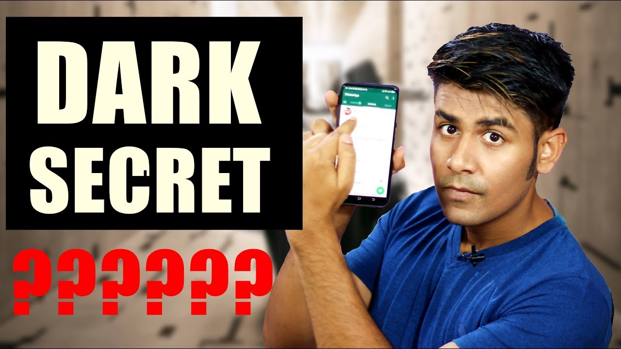 Technology Dark Secrets | Things You Don't Know About Technology