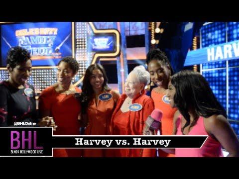 'Celebrity Family Feud' Gets Intense For Host Steve Harvey