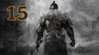 Прохождение Dark Souls 2 — Часть 15: Босс: Фрея — Возлюбленная герцога (The Duke's Dear Freja)