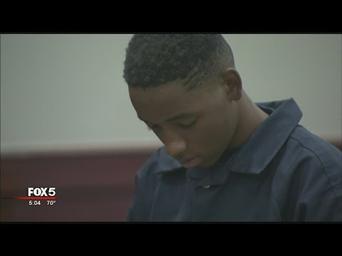 Clayton County teen murder suspect appears in court - YouTube