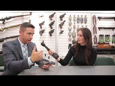 NASGW 2017 Sneak Peek - Remington R51 Smoke