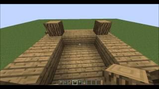 Comment cr er une maison fonctionnelle sur minecraft pocket free video and r - Comment creer une belle maison dans minecraft ...