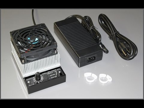 Chill Solutions CSXC-1 Aquarium / Hydroponic thermoelectric Chiller