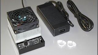 Chill Solutions Csxc-1 Aquarium / Hydroponic Thermoelectric Chiller