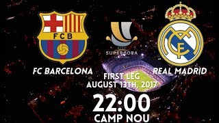 Video Official: Barcelona vs Real Madrid | SPANISH SUPER CUP PREVIEW download MP3, 3GP, MP4, WEBM, AVI, FLV Juli 2018
