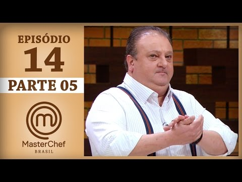 MASTERCHEF BRASIL (06/06/2017) | PARTE 5 | EP 14 | TEMP 04