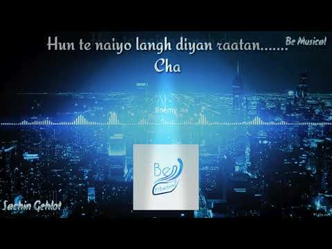 Enemy(Lyrics Video) - Zack Knight - Kive bhul Javam Dasde - Ringtone