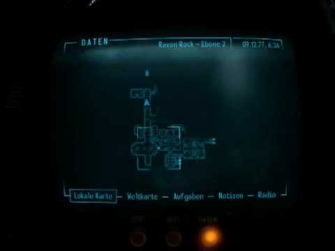 Fallout 4 Wackelpuppen Karte.Fallout 3 Wackelpuppen Guide Energiewaffen