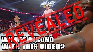 What's Wrong With This Video?: 2011 Royal Rumble Match - Revealed!