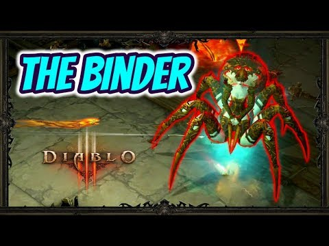 Diablo 3 | Gaming With My Girlfriend - The Binder