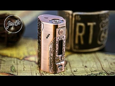 wismec reuleaux dna 200 limited edition slideshow youtube