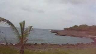 vuelta a la isla san andres del aeropuerto a la piscinita