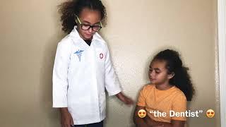 """The Dentist"" Summer Skits w/Shiloh & Selah!"