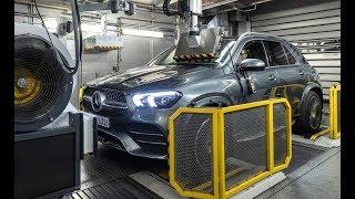 Mercedes-Benz Emissions Lab - Full Tour