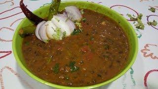 Kali Masoor Dal Recipe | Masoor Dal Fry | मसूर की दाल | Quick Masoor Dal | SHEEBA CHEF