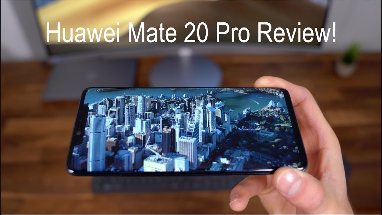 Huawei Mate 20 Pro - Review