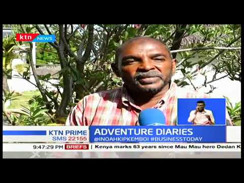 Adventure Diaries: Focus on Kenya's oldest church
