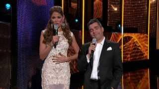 Blanca Soto en Latin Grammy 2013