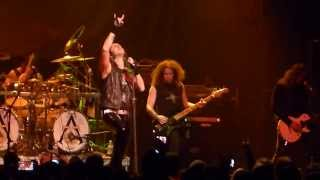 Moonspell - New Tears Eve, Live in NYC 2014