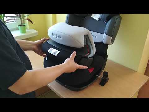 Cybex Pallas-fix | Unboxing And Quick Review