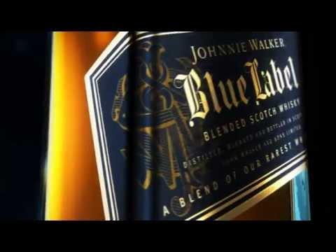Johnnie Walker Blue Label la historia en 1 minuto