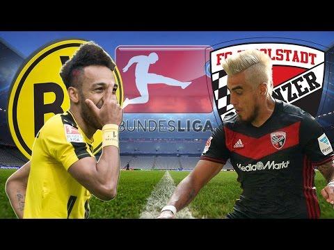 BVB BORUSSIA DORTMUND vs FC INGOLSTADT Bundesliga Orakel 17.03.2017 1:0