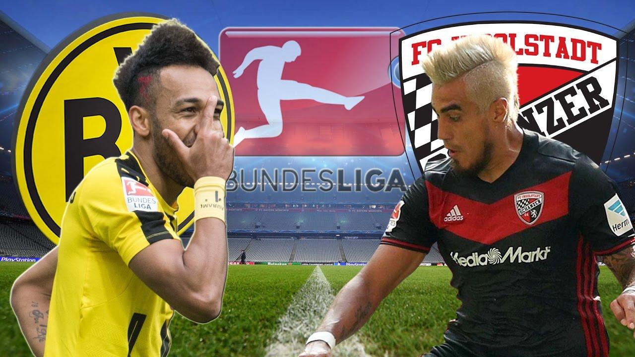 bvb vs ingolstadt