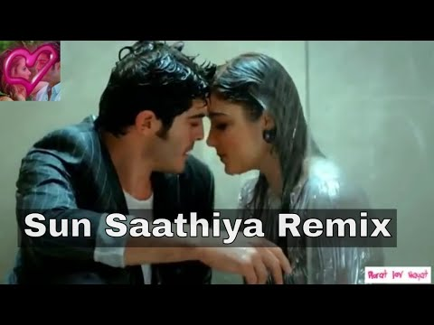 Murat And Hayat Song | Sun Saathiya Remix ABCD2 | Most Popular Romantic Hot Love Heart Touching