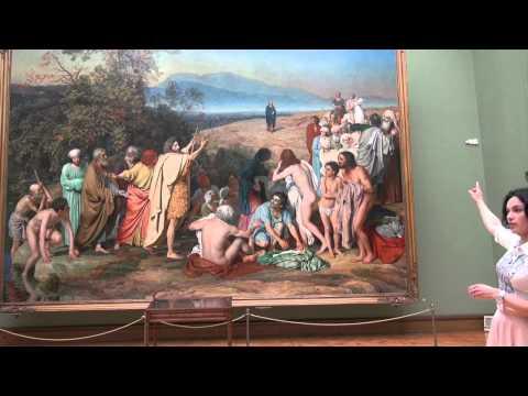 Present! - A Tretyakov Gallery Tour