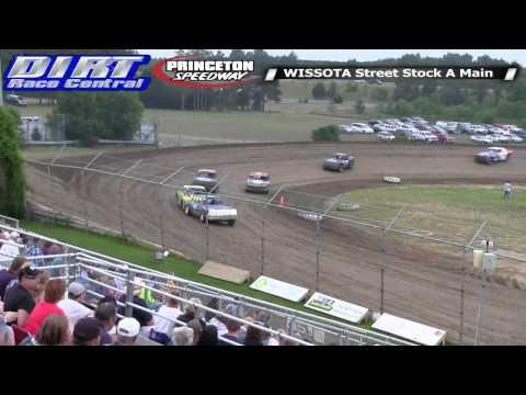 Princeton Speedway 7 25 14 WISSOTA Street Stock Races