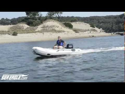 New Sea Eagle 12.6sr Sport Runabout Inflatable Boat