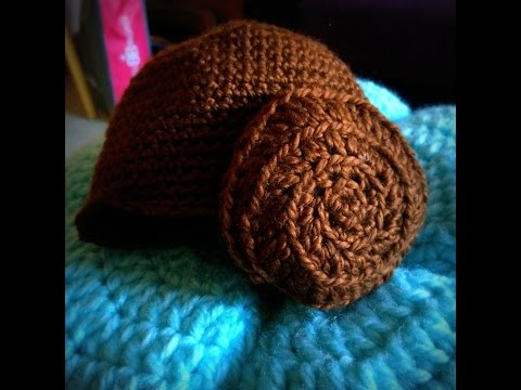 Gorro princesa Leia en Star Wars Crochet / ganchillo Princess Leia's Hat