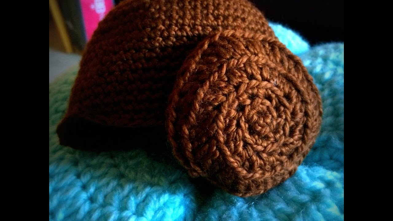 Gorro Princesa Leia En Star Wars Crochet Ganchillo Princess Leia S Hat Youtube