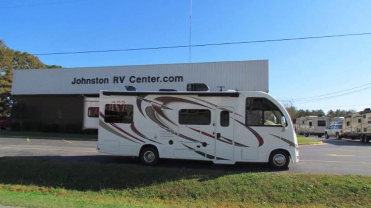 New 2018 Thor Motor Coach Axis 25.2 Motorhome For Sale In
