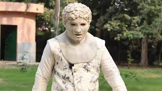 Statue Call Girl Prank| RDS Production