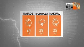 Hali ya Hewa | NewAfrica TV Swahili